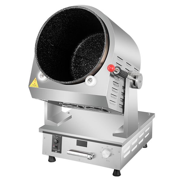 单头滚筒炒饭机(G30D1)