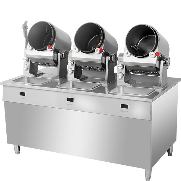 全自动智能炒菜机器人(G26DC)