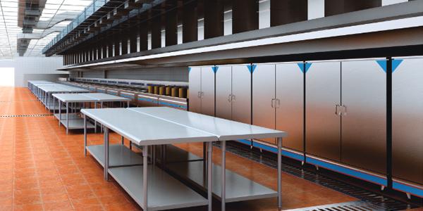 良灶带您了解商用厨房节能工程的设计原则